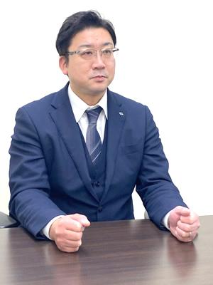 取締役社長 齋藤 典雄 写真